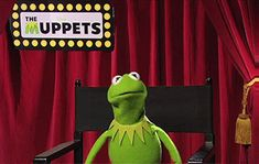 excited happy dance muppets exciting fangirling