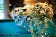 Wood flowers wedding bouquets and bouquets on pinterest