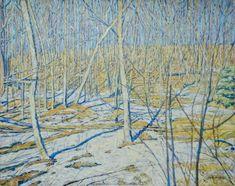 Garth Armstrong - Miskwabi Lake Haliburton 30 x 36 Oil on canvas Canadian Painters, Oil On Canvas, Painting, Art, Painted Canvas, Painting Art, Paintings, Kunst, Paint