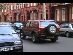 Clarkson's Car Years - Family Car 2000 - YouTube