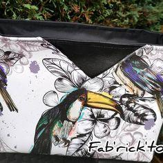 fab'rick'tou sur Instagram: Un Mambo de Sacotin coloré pour contrecarrer le mauvais temps 😉😉 #sacotin, #faitmain