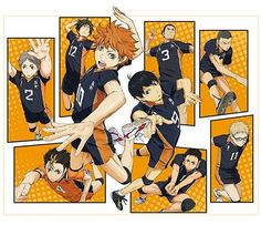 'Haikyu!!' Anime Debuts First Promo, More Key Visual ArtGets Spring 2014 Broadcast