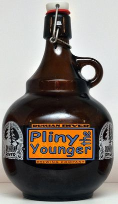 Pliny the Younger.  Impossible to get, but impossibly great!