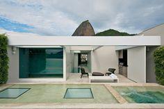 Penthouse In Urca, Rio de Janeiro, Brasil - Arthur Casas