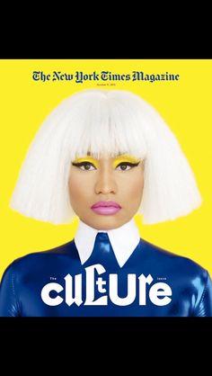 L U S H. Nicki Minaj!