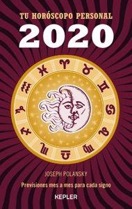 Tu Horóscopo Personal 2020 By Joseph Polansky Digitall Media Horoscopos Libros Gratis Libro De Texto