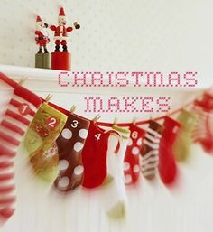 Its beginning to look a lot like Christmas - lots of great christmas craft ideas