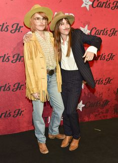 8802182f3367 George Clooney, Cindy Crawford, and Other Celebs Who Went All Out for  Halloween. Rumer and Scout Willis- ...