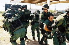 U.S. Border Patrol BORTAC