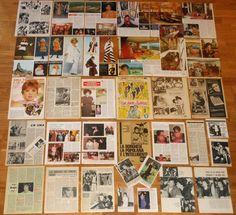 GINA LOLLOBRIGIDA spanish clippings 1950s/1990s photos vintage magazine articles in Libros, revistas y cómics, Revistas, Otras   eBay