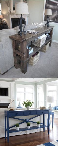 47 Best Table Behind Couch Images Bar Table Behind Couch