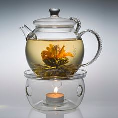 Teaposy | Daydream Teapot With Warmer
