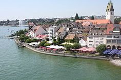 """Friedrichshafen, Germany. This was a """"terrible"""" place to have to go for work. :) Forever it will remind me of morning runs while listening to Kings of Leon."""