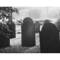 USA New England Old slate gravestone markers found in old New England cemeteries Canvas Art - (18 x 24)