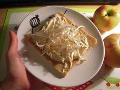 Ich persönlich liebe Hummus auch - und bei Catta gab es dazu noch Sommersprossen aufs Brot!