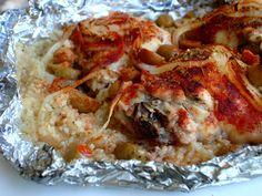 Spanish Chicken & Rice (on the grill!!) | PaleOMG - Paleo Recipe