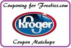 Kroger Coupon Matchups 10/7 - 10/13 - http://couponingforfreebies.com/kroger-coupon-matchups-107-1013/