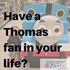 At Macaroni Kid Downriver, we're all about bringing you family fun and memories that last. Enter our photo contest for a chance to win a family four pack of tickets to Day Out With Thomas. Here's how: https://downriver.macaronikid.com/articles/5ac4034990f575477e5235a4/day-out-with-thomas-photo-contest