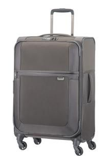 Samsonite UPLITE Medium Expandable Fabric Trolley Spinner Gray for sale online Nylons, Efficient Packing, Lightweight Luggage, Checked Luggage, Spinner Suitcase, Luggage Sets, Tumi, Travel Essentials, Vacation