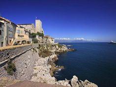 Antibes, Cote d'Azur, France
