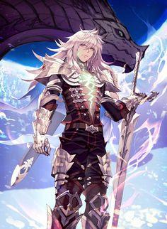 Siegfried, Saber