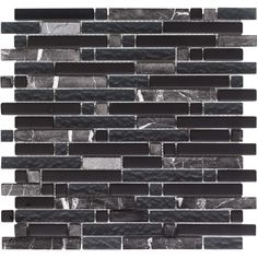 Shop EPOCH Architectural Surfaces 5-pack 12-in x 12-in Varietals Multicolor Stone Wall Tile at Lowes.com