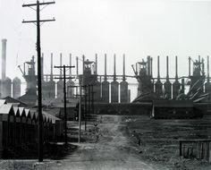 Walker Evans - Bessemer, AL, 1936.