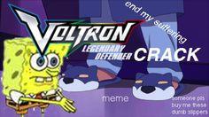 Voltron Crack Part 1