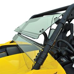 Kolpin Can Am Maverick Full Tilt Windshield - - The Home Depot Side By Side Accessories, Utv Accessories, Mirror Kit, Can Am Commander, Utv Parts, Truck Parts, Polaris Ranger, Jeep Jk, Fender Flares