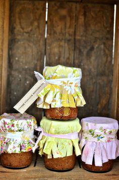 Banana Bread In-A-Jar: DIY Favors or Gifts