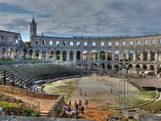 extraordinary.  The Romans were well known for their extraordinary architecture.