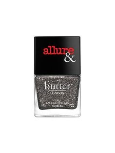 Allure & Butter London Arm Candy Nail Polish Collection:  Disco Nap | allure.com