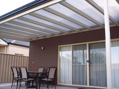 Polycarbonate Flat Roof Carports