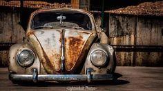 Classic VW patina