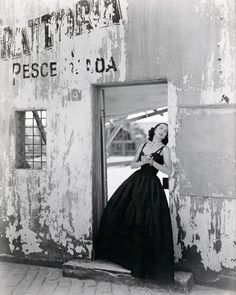 Ballerina Alexandra Danilova on the back lot at MGM in 1946 by George Platt Lynes ....fabulous #style #fashion #glamour #elegance #allure #artist #blackandwhitephotography #dancer #ballet #1940s #blacknwhite_perfection #hollywood #fabulous