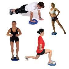 115 Best Balance Disk Exercises Images On Pinterest Bosu Workout