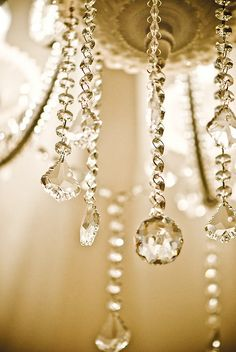 Crystal chandelier by mlaw999