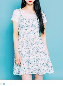 Romantic Florals | MIX X MIX | Shop Korean fashion casual style clothing, bag, shoes, acc and jewelry for all