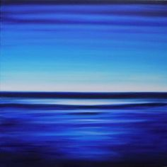 "Saatchi Art Artist Julia Everett; Painting, ""Cool Clear Water"" #art"
