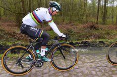 #ParisRoubaix 115th Paris - Roubaix 2017 / Training Day 1 Peter SAGAN (SVK)/ Trouee d'Arenberg / Training / PR /