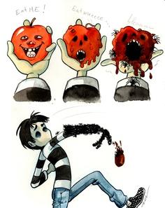 rotten tomatoe