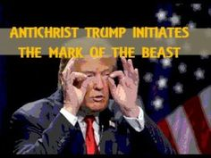 BREAKING NEWS Under the Radar! Donald Trump has initiated a step toward the coming mark of the beast by scrapping the old SS number ID system. He has ordered. Donald Trump Illuminati, End Times Signs, Beast Quotes, Adult Bibs, Stupid People, Bible Lessons, Current Events, First World, Outlander