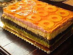 Ciasto Kokietka Polish Cake Recipe, Polish Recipes, Sweet Recipes, Cake Recipes, Dessert Recipes, Desserts, Different Cakes, Pumpkin Cheesecake, International Recipes