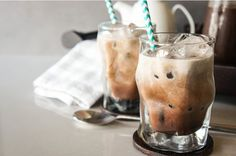Sometimes you need coffee and dessert, simultaneously. And iced coffee is a perfect and delicious pick-me-up, especially on a hot afternoon.