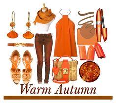 Designer Clothes, Shoes & Bags for Women Warm Autumn, Autumn Winter Fashion, Wardrobe Color Guide, Capsule Wardrobe, Core Wardrobe, Fall Wardrobe, Warm Fall Outfits, Fall Color Palette, Fashion Capsule