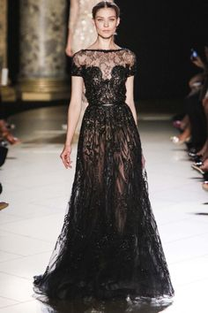 Love the entire line. Absolutely stunning 26 Elie Saab Haute Couture 2013