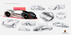 Porsche Fuel-Cell Vehicle Exterior Design 9