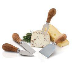 Grove Gourmet Cheese Tool Set by True