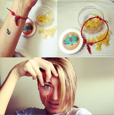 """Anche la nostra splendida amica Claudia Andreatti ha scelto il suo menù preferito: solo  #GioielliDop - Scopri il tuo lato """"piccante"""" su  #machevitaèsenza #peperoncino #dop #food #jewelry #collection #enjoy"""