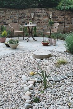 Inspiring 20 Gorgeous Zen Garden Design Ideas For Inspiration With a wooden deck or as a family garden we present two design ideas for seating under treesaccording to th.